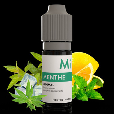 Minimal Menthe by THEFUU