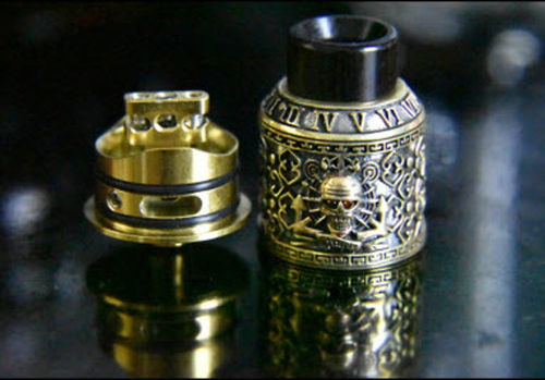PIRATE KING RDA BF de chez Riscle Technology