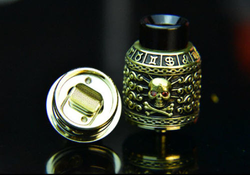 PIRATE KING RDA BF V2 GRAVURE de RISCLE